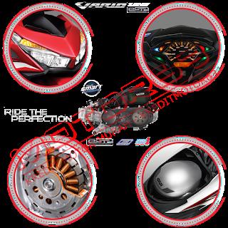Fitur dan Spesifikasi Honda Vario125 eSP CBS FI