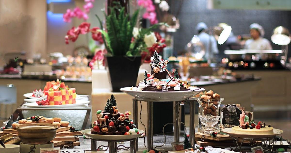 Christmas Buffet Dinner @ Swez Brasserie Eastin Hotel KL ...