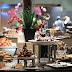 Christmas Buffet Dinner @ Swez Brasserie Eastin Hotel KL