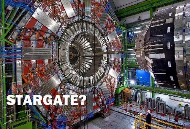 CERN :ΤΟ ΠΕΙΡΑΜΑ ΤΟΥ ΑΙΩΝΑ – Εξαφάνιση επιστήμονα σε άλλη διάσταση;;;;