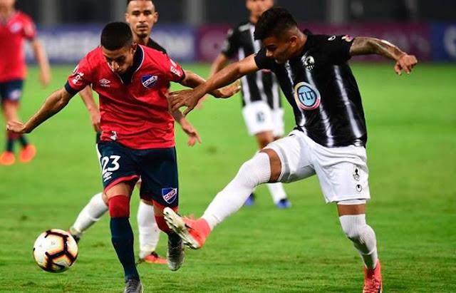 Nacional vs Zamora EN VIVO ONLINE por la Copa CONMEBOL Libertadores.
