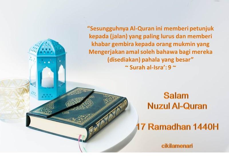 Salam Nuzul Quran
