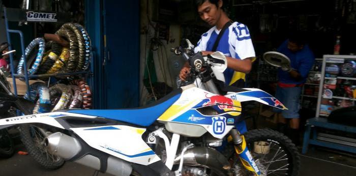 Info Daftar Alamat Dan Nomor Telepon Bengkel Motor Di Makassar