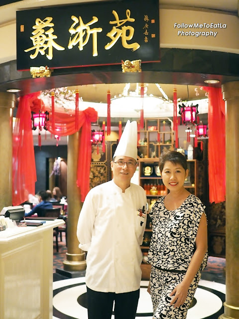 Exciting To Meet Famed Xiao Long Bao (小笼包) Chef Wong Wing Yeuk