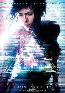 Sinopsis Film Ghost in the Shell (2017)