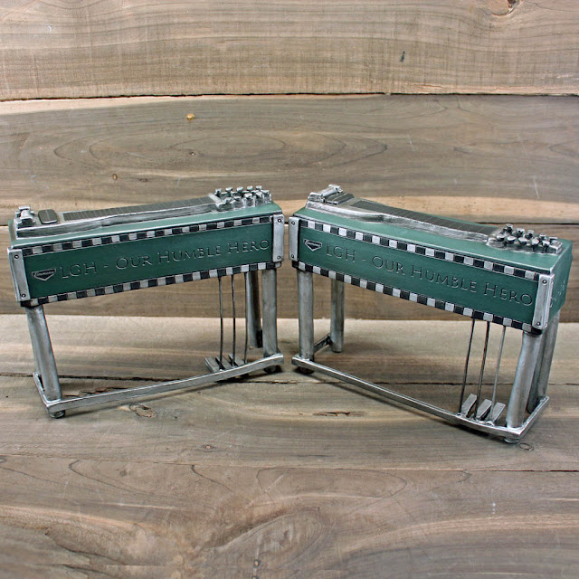 pedal steel guitar cremation urns