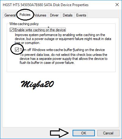 Mempercepat Kinerja, Booting dan Shutdown Windows 10 - miqbal20