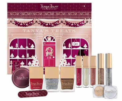 Tanya Burr's 12 Sweet Days  Beauty Advent Calendar