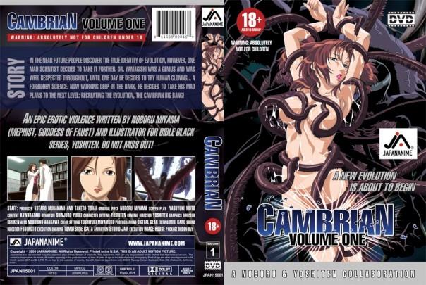 Cambrian Hentai