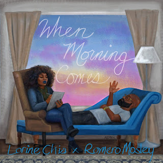 Lorine Chia & Romero Mosley - When Morning Comes (EP) (2017) - Album Download, Itunes Cover, Official Cover, Album CD Cover Art, Tracklist