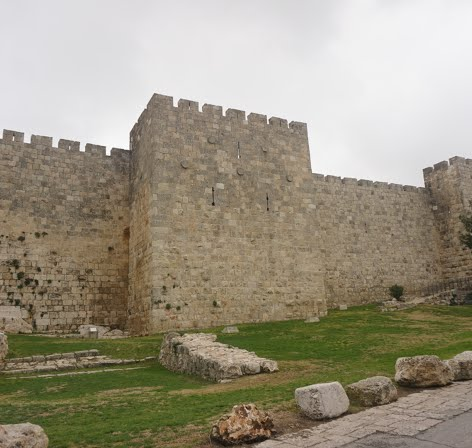 חומות ירושלים
