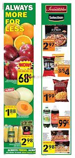 Food Basics Flyer March 21 - 27, 2019