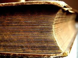 Los libros gigantes pueden contener información prohibida