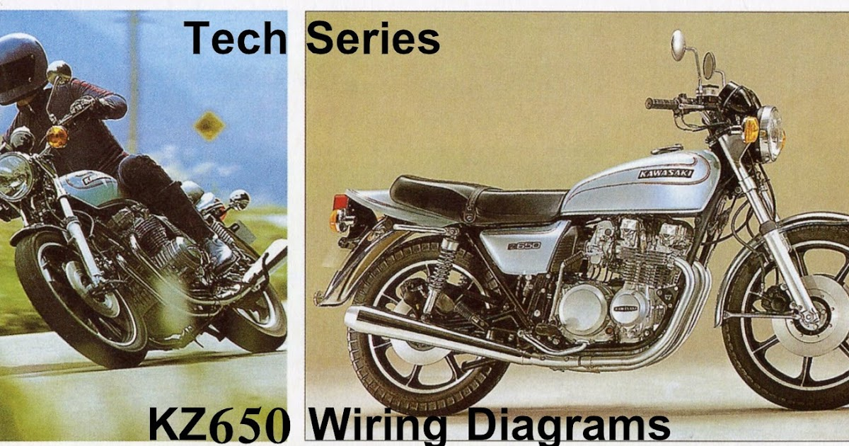 Tech Series Kawasaki KZ650 Wiring Diagrams phscollectorcarworld