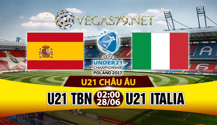 Nhận định, soi kèo nhà cái U21 Tây Ban Nha vs U21 Ý