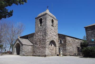 Santa María la Real de O Cebreiro
