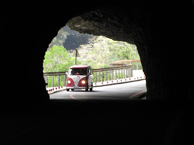 rental car taroko gorge taiwan