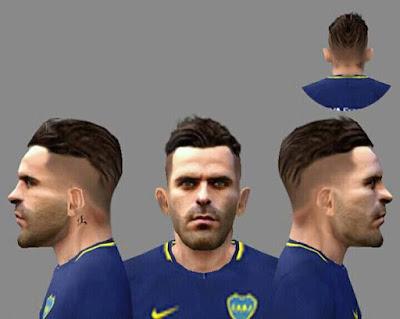 PES 6 Fernando Gago (Boca Jr) Fix