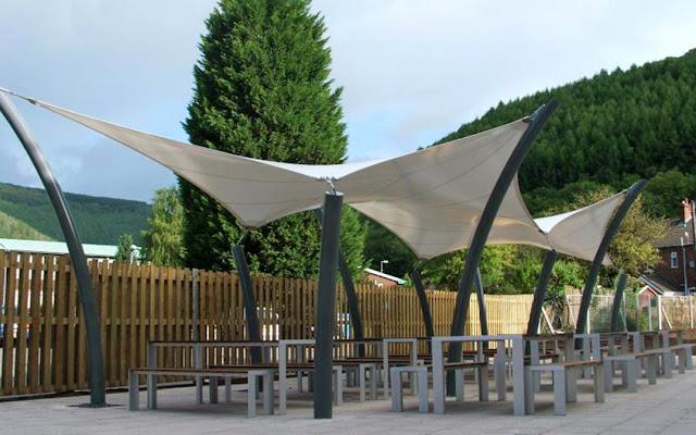 tenda membrane tarik