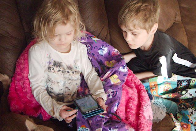 Safe Vision app for YouTube parental controls