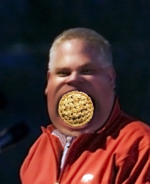 Glenn Beck ~ Shut Your Pie Hole