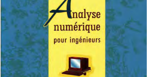 analyse numérique pour ingénieurs andré fortin pdf