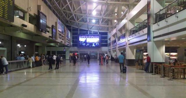 Policía Migratoria fue instalada en las 50 taquillas del aeropuerto de Maiquetía