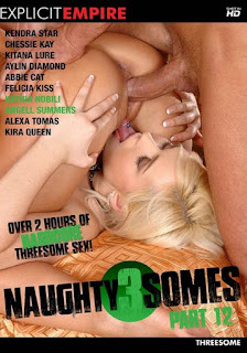 Naughty Threesomes 12 / Naughty 3somes 12