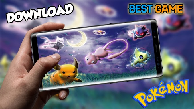 Pokemon Amazing Graphics 3D Game On Android || One Of The Best Pokemon Game