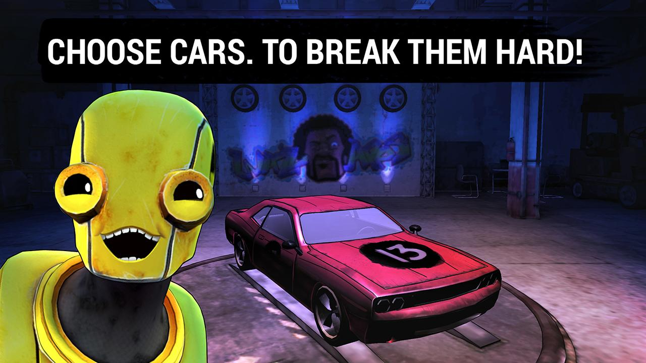 Crash Test Destruction MOD APK