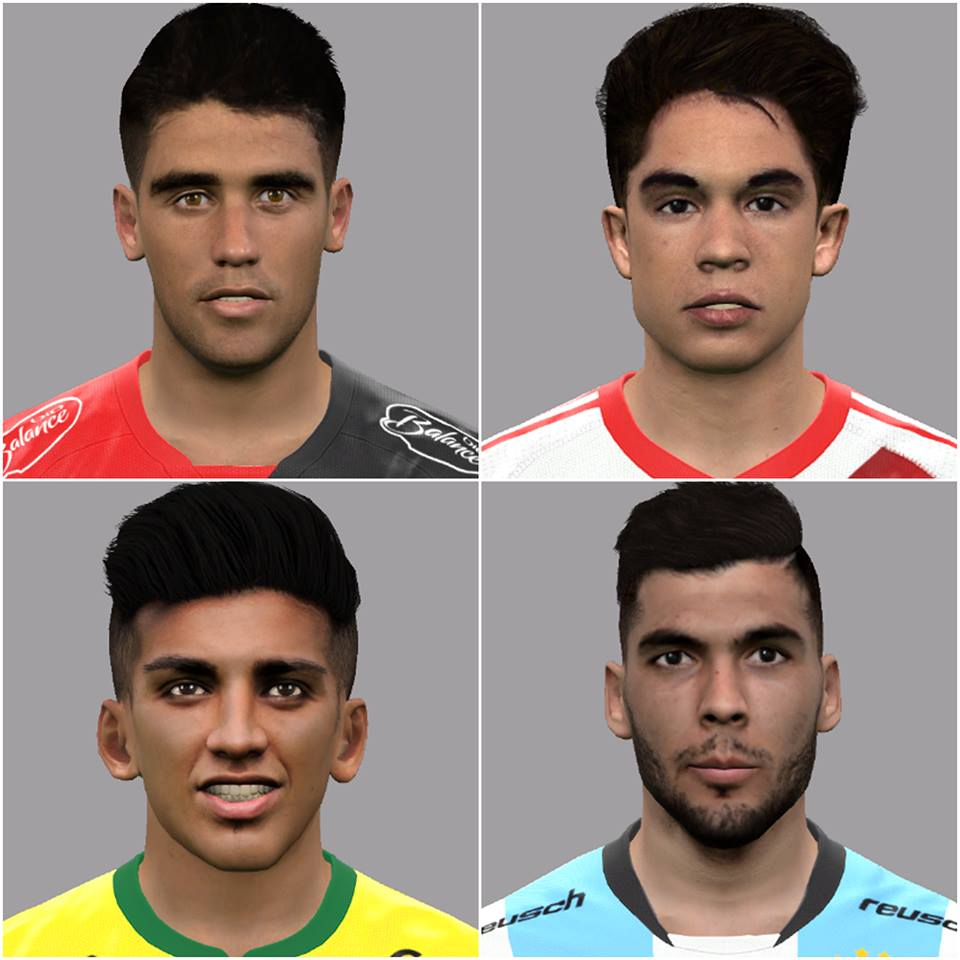 PES 2017 Facepack V3 by LF Facemaker