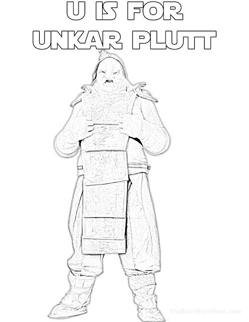 Unkar Plutt - Organized Crime Junk Boss - Star Wars
