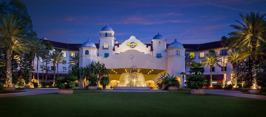 Hotéis do complexo Universal Studios em Orlando