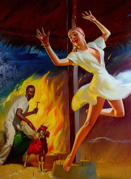 Harold Mccauley Vintage Arts