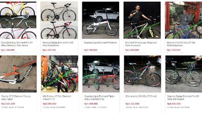 sepeda element bike