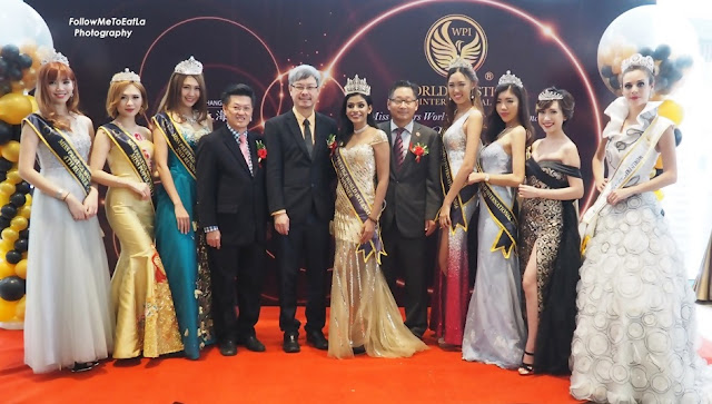 Press Conference Miss & Mrs World Prestige International Pageant 2017 ~ Themed Dare To Dream Creating A Wonderful Journey Of Life