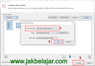 2 Cara Menggabungkan File JPG dengan DOC menjadi PDF