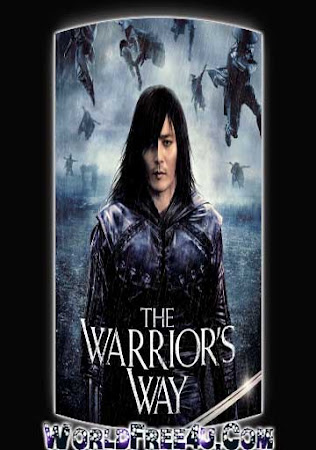 Poster Of The Warrior's Way In Dual Audio Hindi English 300MB Compressed Small Size Pc Movie Free Download Only At worldfree4u.com