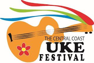 Poster for Ukulele Festival - The Entrance