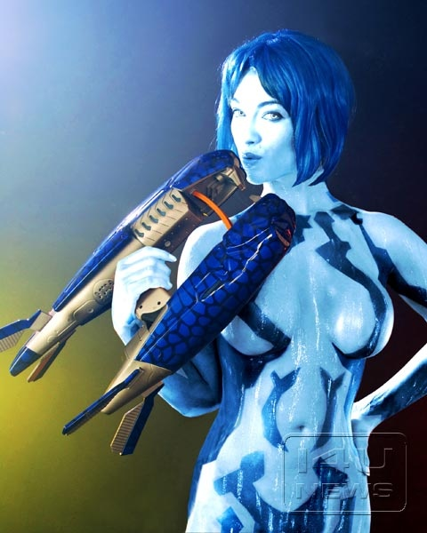 For that hot cortana cosplay mine the
