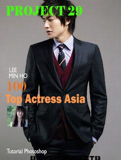 Hasil setelah menambahkan Top actress asia
