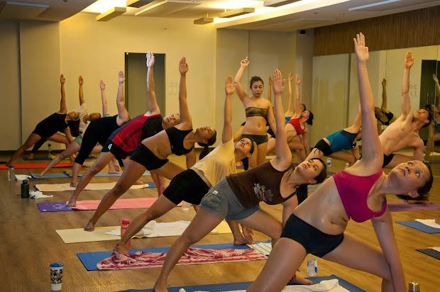 Bikram Yoga Alabang Offers Free Classes In October