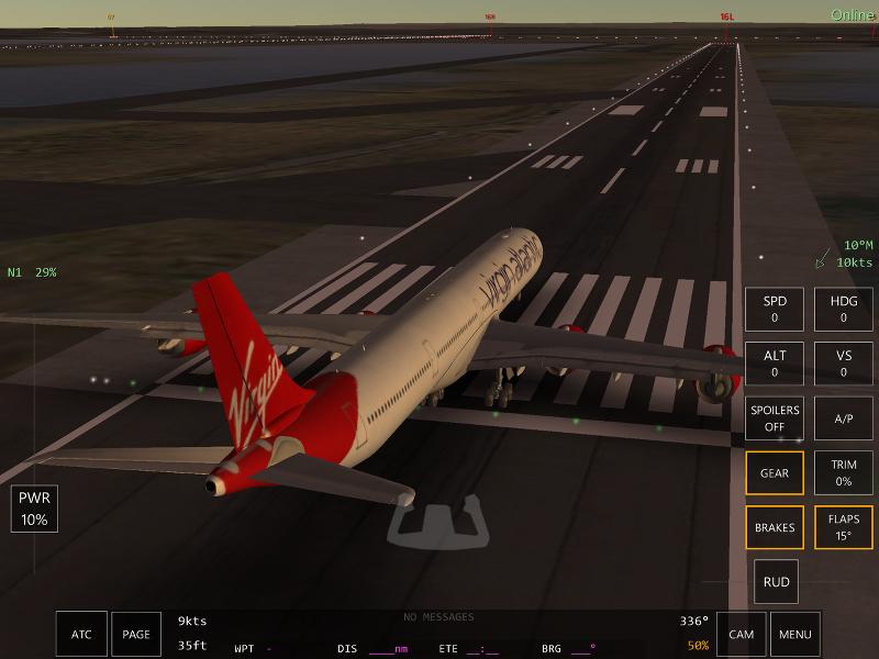 Matin à Sydney Infinite Flight