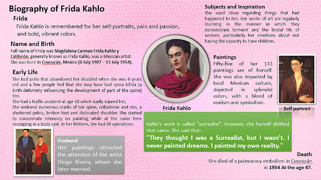 Frida Kahlo Biography | Life | History | Paintings/Frida Kahlo Biography