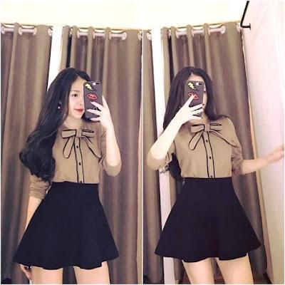 Shop Nguyên Nhi là nơi chuyên sỉ váy ,đầm, chuyên sỉ áo 25k chất lượng 15319480_1407740555922455_800340690_n