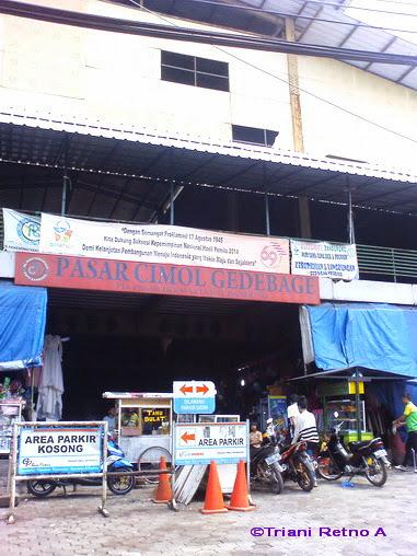 Pasar Cimol Bandung