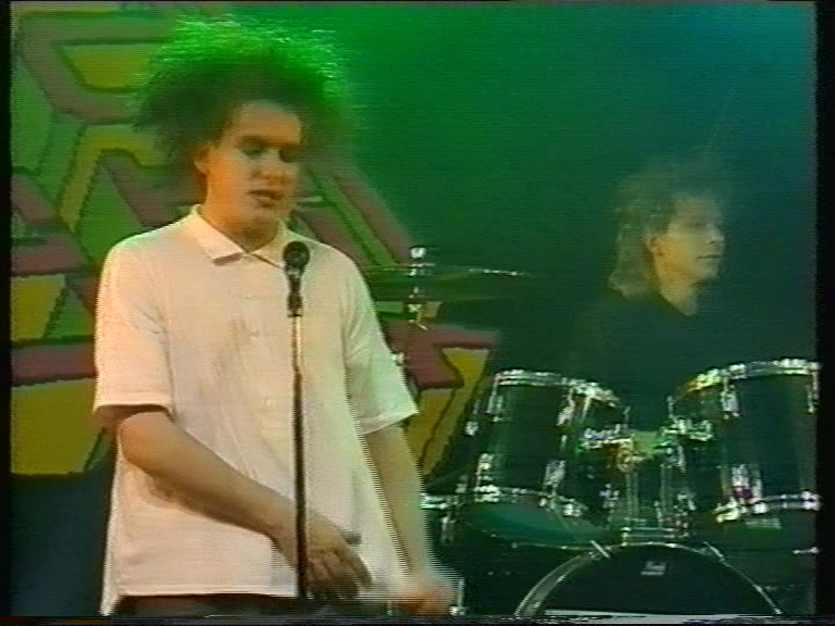 Dark Circle Room The Cure On Tv 1980 1989 Proshot Dvd