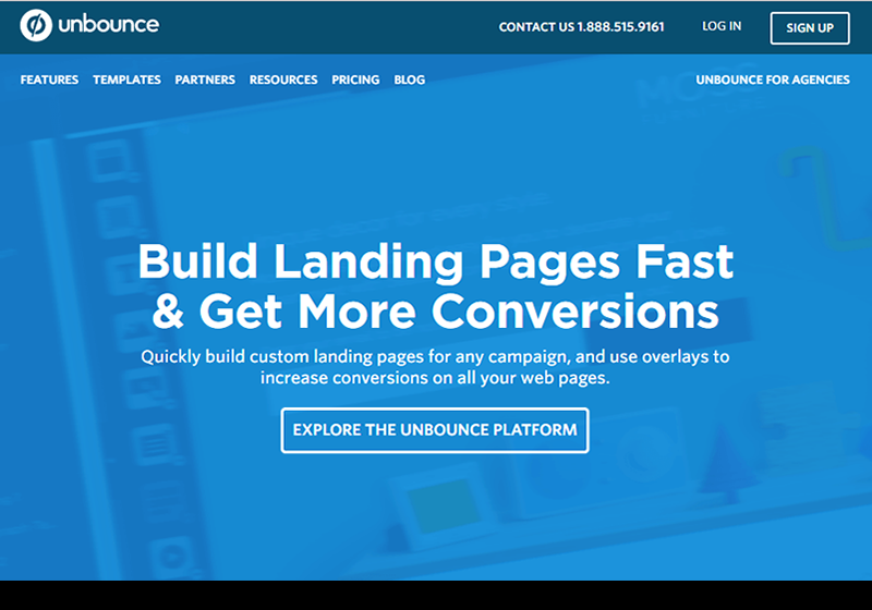 Unbounce powers 9 million conversions per month for more than 14,000 customers worldwide