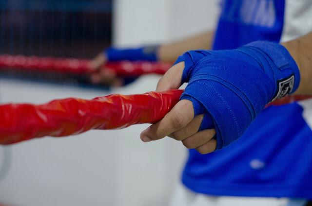 """Zwiększ jakość swojego treningu. Trenuj sporty walki w SKF """"BOKSING"""" Zielona Góra!"""