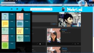 Aplikasi Jejaring Sosial Nekoni